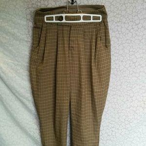 Jennifer Glasgow jockey-inspired pants S